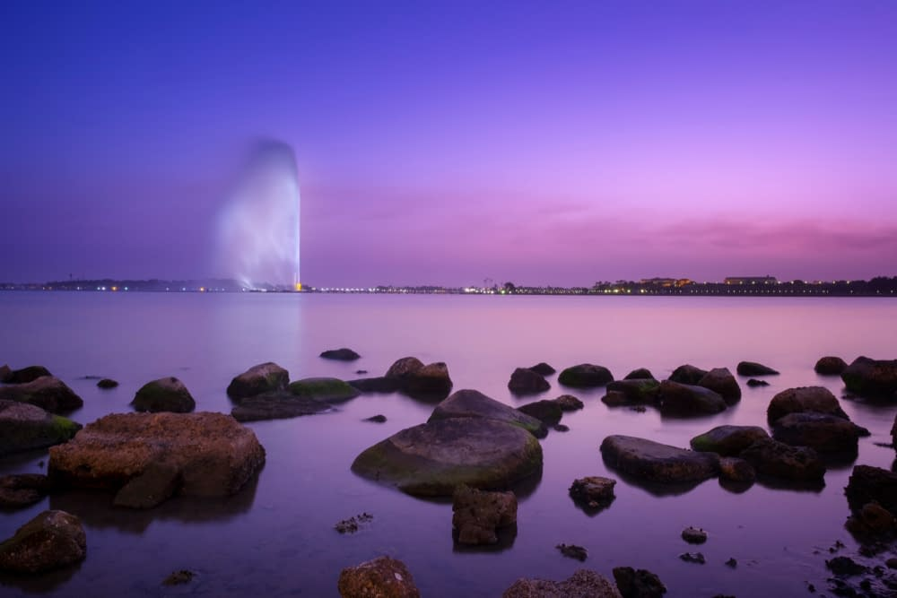 Climatech: The Leader In Designing And Executing Fountains In KSA
