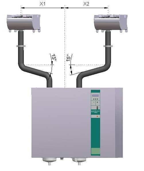 شركة الهندسة الكهروميكانيكية السعودية نوافير مرطب البخار